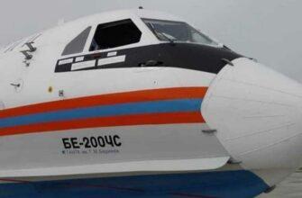 Какая воздушная техника работает на тушении лесных пожаров в Якутии?
