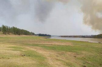 На территории Якутии действует 41 лесной пожар