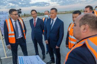 Юрий Трутнев: «Работы по реконструкции аэропортов должны идти в установленные сроки»