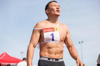 Николай Матаннанов вышел в фавориты Игр Дыгына по итогам первого дня