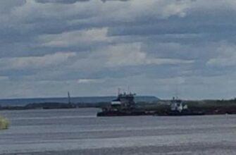Судоводителей предупреждают о проведении дноуглубительных работ на реке Лене