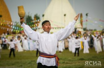 Национальная библиотека приглашает якутян присоединиться к онлайн-акции «Ысыах – 2021»