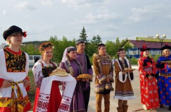Олекминская земля встретила первых участников Ысыаха Олонхо в Якутии