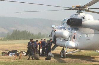 Якутские спасатели вылетели в  Томпонский район на поиски ребенка