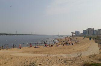 За буйки не заплывать! Городской пляж Якутска официально открыт
