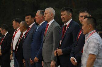 Министр спорта Якутии поблагодарил АЛРОСА за поддержку Игр Манчаары