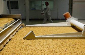 Россия запретила ввоз сахара и макаронных изделий из Украины
