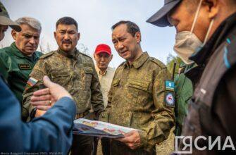Айсен Николаев: Якутии необходим лесопожарный центр