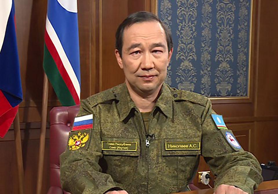 Глава Якутии: Общими усилиями мы победим в борьбе с огненной стихией