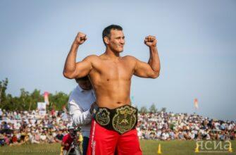 Айаал Лазарев получил путевку на Олимпиаду в Токио