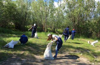Якутия присоединится к Всероссийскому экологическому субботнику «Зелёная Россия»