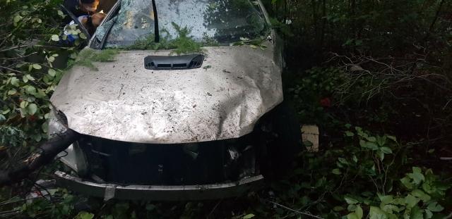 В Якутии опрокинулся автомобиль, есть пострадавшие