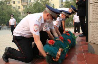 В Якутии отметили 85-летие Госавтоинспекции