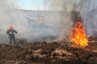 На тушении лесных пожаров в Горном районе Якутии задействованы 647 человек и 92 единицы техники