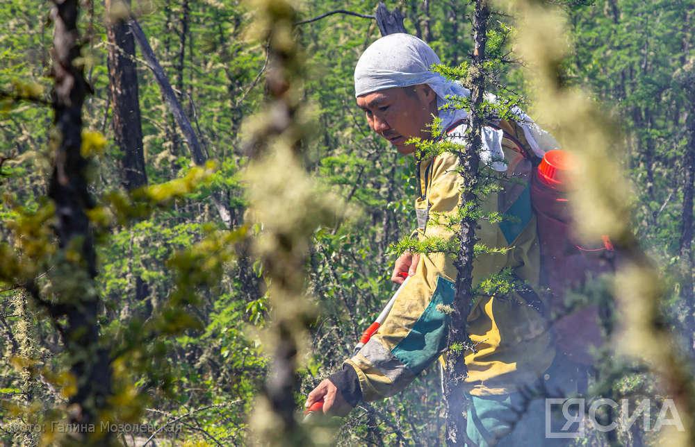 В Якутии необходимо увеличить количество огнеборцев