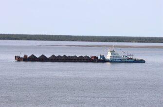 Суда ЛОРПа активно работают в Арктике