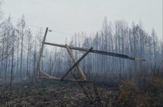 Энергетики Якутии полностью восстановили электроснабжение в Горном улусе по временной схеме