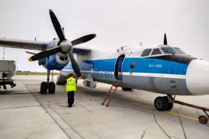 """C помощью АН-26 """"Циклон"""" удается вызвать дожди продолжительностью 2-3 дня в Якутии"""