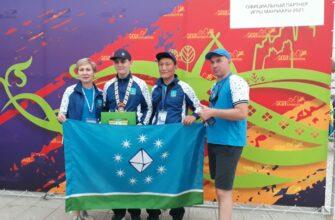 Спортсмены КСК «АЛРОСА» завоевали медали Игр Манчаары
