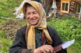 Отшельнице Лыковой в Хакасии построили новую баню и сложили русскую печь