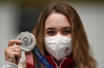 За первую медаль России на Олимпийских играх спортсменку представят к госнаграде