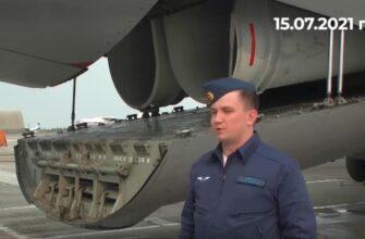 Авиация Минобороны России продолжает оказывать помощь в тушении лесных пожаров в Якутии