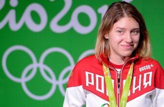 Виталина Бацарашкина принесла России первое золото Олимпийских игр в Токио
