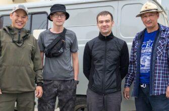 Добровольцы из Сахаэнерго помогают тушить лесные пожары в Горном улусе Якутии