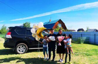 В Якутске 6-тысячному родившемуся ребенку вручены памятные подарки