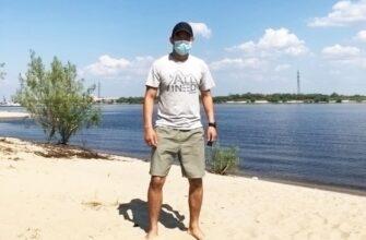 В Якутске боец ОМОН спас жизнь утопающему мужчине