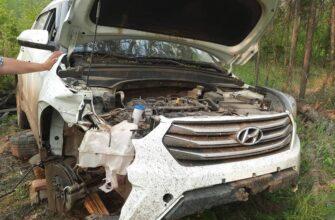 В Сунтарском районе Якутии автоледи уснула за рулем