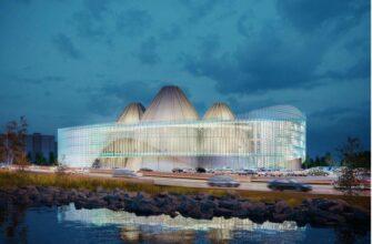 Культурный ландшафт России: Государственная филармония Якутии и Арктический центр эпоса