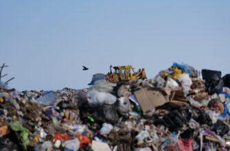 В Нюрбинском районе планируют построить мусорный полигон