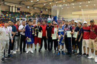 Первые из регионов. Якутские боксеры взяли четыре золотые медали на чемпионате Дальнего Востока