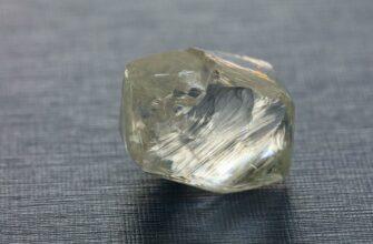 Севералмаз добыл самый большой в своей истории ювелирный алмаз
