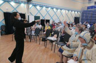 Столетний план развития Якутии обсуждается в Оленекском районе