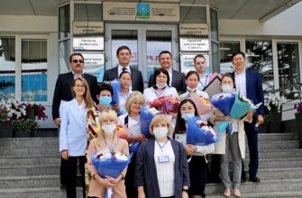 В Мирнинском районе почтовые работники получили награды