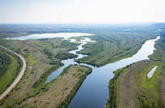 На озере Круглое недалеко от Якутска появится база для загородного отдыха