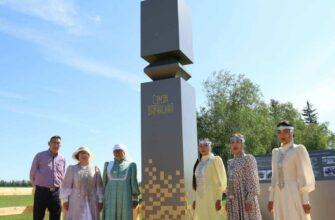 В селе Качикатцы Якутии реконструировали памятник именитому земляку