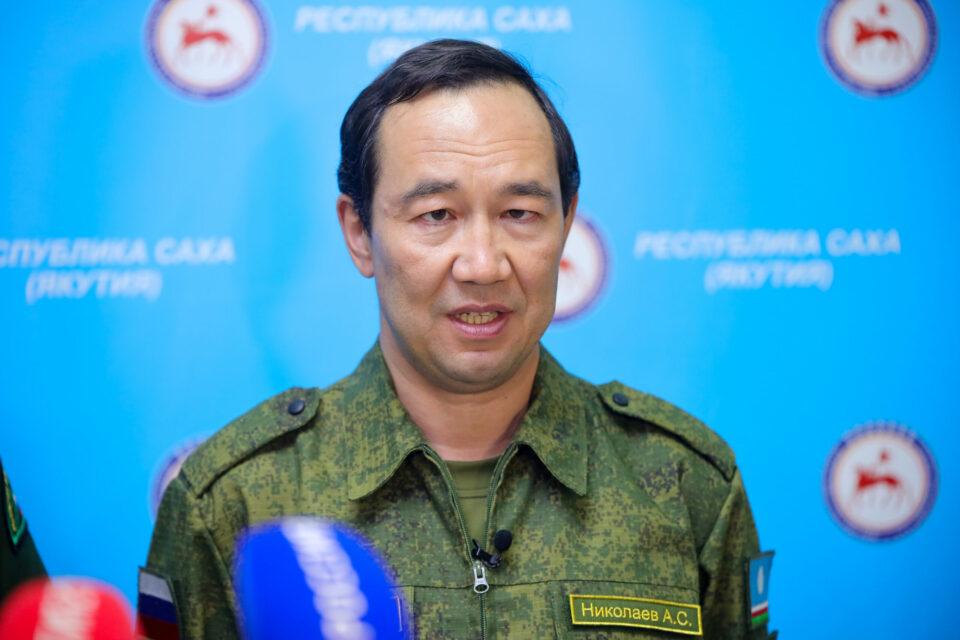 Глава Якутии: «В настоящее время потушено больше лесных пожаров, чем за прошлый год