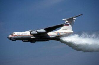 Авиацией МЧС России сброшено более 200 тонн воды на лесные пожары в Кобяйском районе