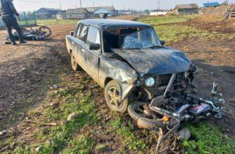 В Сунтарском районе Якутии в автоаварии пострадали 17-летние девушки
