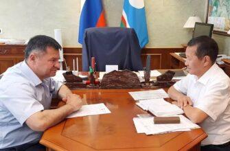 Правительство Якутии ведет переговоры по аренде сенокосных угодий в Амурской области
