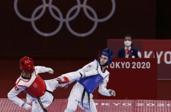 Российский тхэквондист Артамонов завоевал бронзу Олимпиады