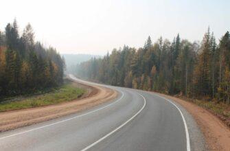 В Якутии на трассе А-331 «Вилюй» открыто движение легкового транспорта