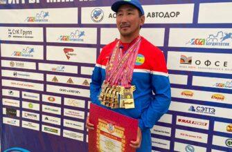 Тренер Чурапчинского района Якутии воспитал семь золотых медалистов Игр Манчаары