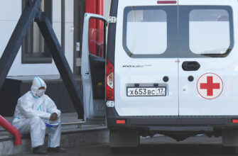 Россия обновила максимум по числу заражений коронавирусом