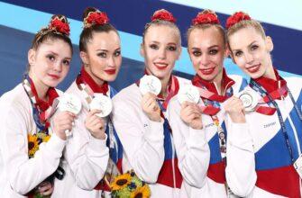 Россиянки впервые с 1996 года остались без золота Олимпиады в художественной гимнастике