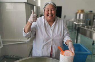 В Хангаласском улусе Якутии в заготовке молока лидирует кооператив «Ханалас Ас»