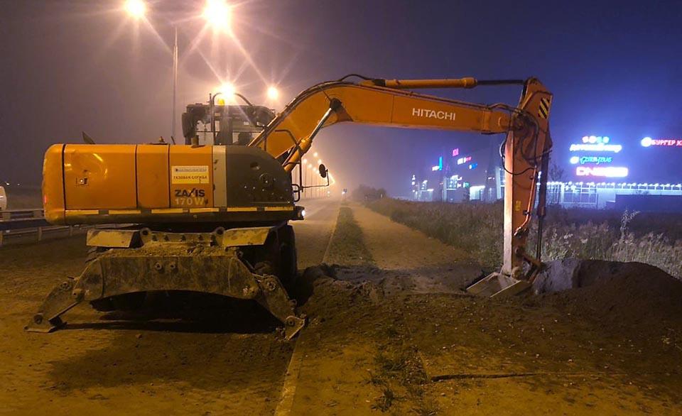 В Якутске 2 августа ограничат движение транспорта по автостраде 50 лет Октября